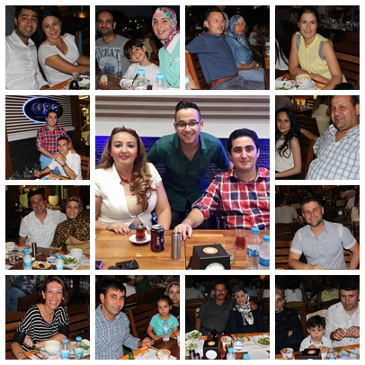 collage iftar